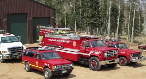 Crystal Park Volunteer Fire Department (CPFD)